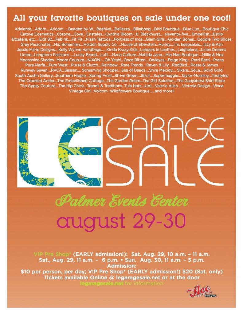 Le G Aug 15 poster