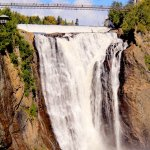 Quebec City – Montmorency Falls
