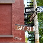 The Gay Village and the Greenwich Village in New York City