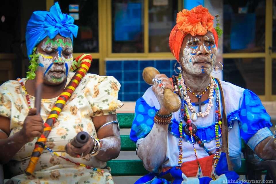 Creoles of Santiago Cuba