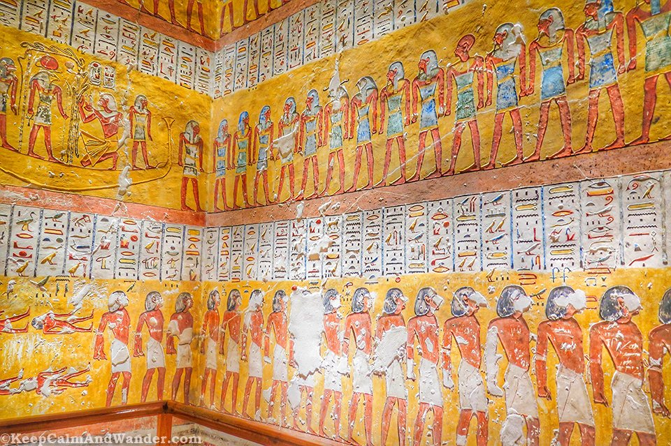 characteristics of the decorations of the royal tombs The largest ancient egyptian sarcophagus has been identified in a tomb in fit for a king: largest egyptian sarcophagus identified the decorations on.