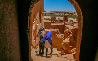 Ait Benhaddou - Morocco's Most Famous Movie Location.