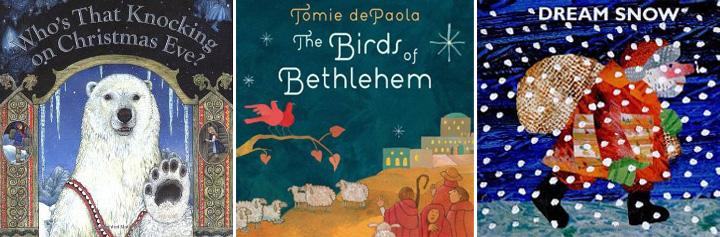 Favorite Christmas Books for Kids