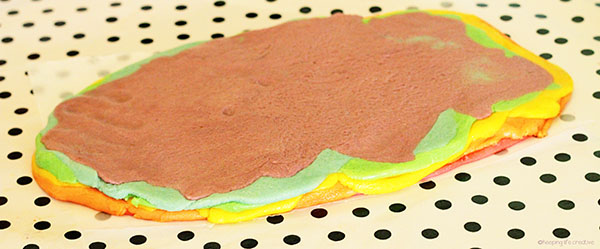 Rainbow Sugar Cookie Recipe