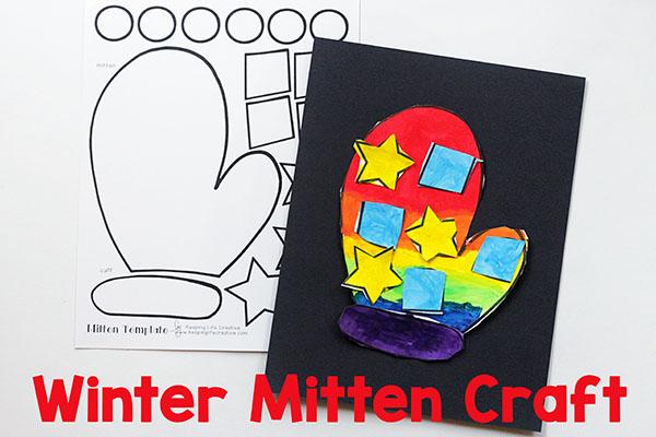 winter-mitten-craft