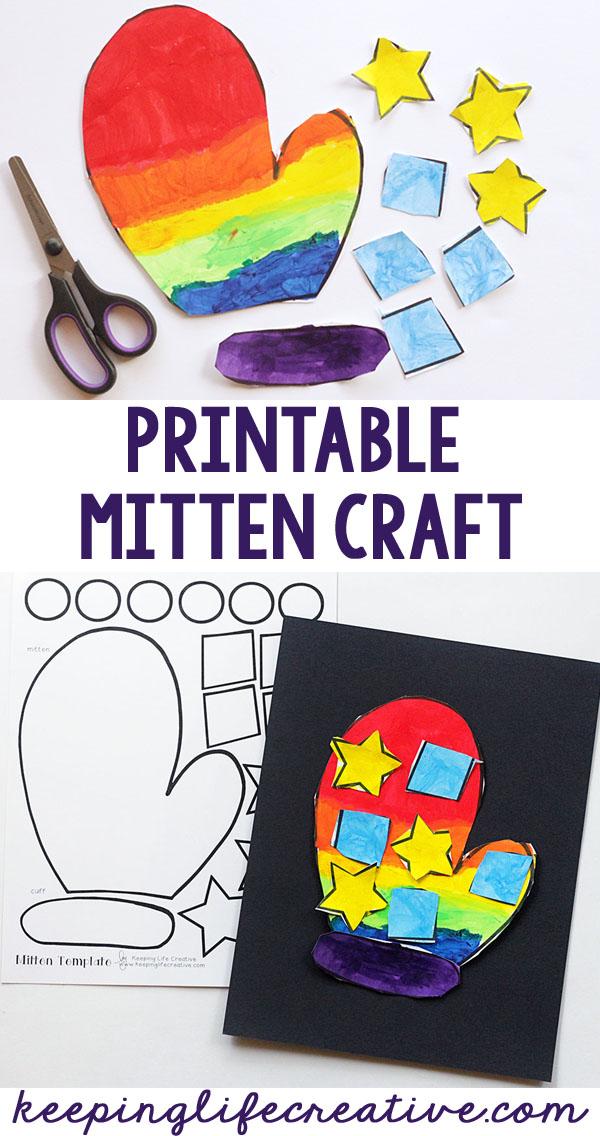 mitten craft