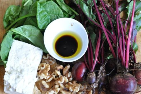 beetroot salad ingredients