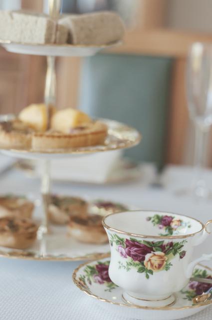 high tea at menabillie manor in bowral