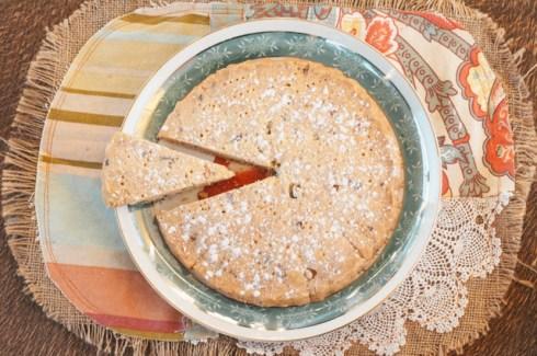 cranberry and pistachio shortbread