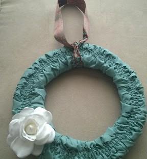 Home Made Decorative Wreaths