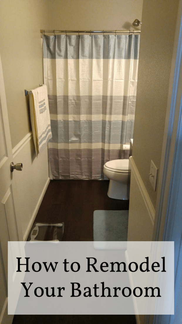 How to Remodel Your Bathroom