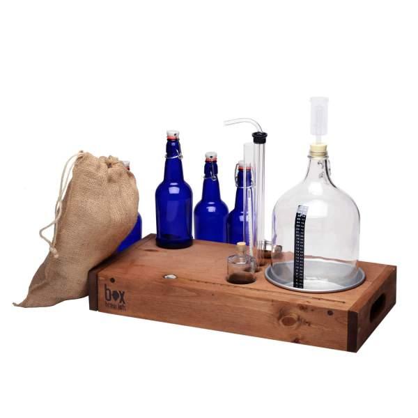 Microbrewer Kit by Box Brew Kits
