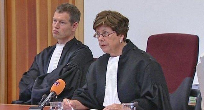 Mutiges Urteil: Richterin Kiezebrink