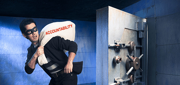 Ego Management and the Accountability Thief
