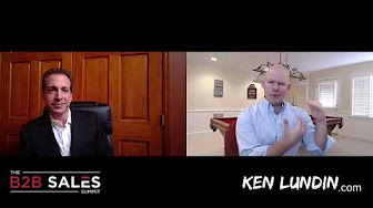 Transforming Managers & Salespeople into Sales Leaders – Webcast Interview with Keith Rosen