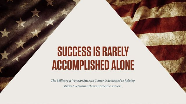 Military & Veteran Success Center