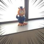 レアなポケモン発見?!