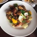 タイで一番美味しいのは前評判通りかにカレー!