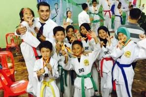 Kelab Taekwondo Koryo   Kejohanan Remaja Klang Koryo 2015