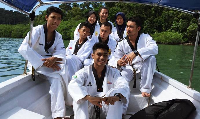 Kem Taekwondo 2015