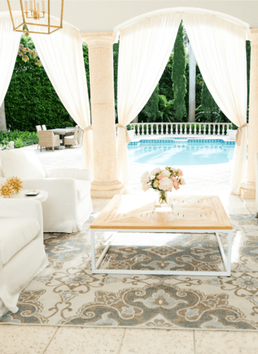 Summer Decorating: Tips from the Fashionable Hostess