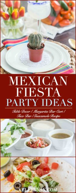 Robust Decor Food Ideas A Mexican Fiesta Party A Diy Taco Bar Mexican Fiesta Party Ideas Auntic Guacamole Mexican Party Ideas Adults Mexican Party Ideas Decorations