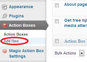 Magic Action Box 1