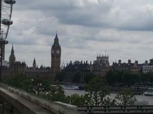 London Royal Fest. balcony view