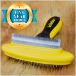 The Miracle Comb Pro Quality Grooming Brush