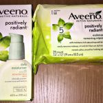 Keep Your Skin Positively Radiant with AVEENO
