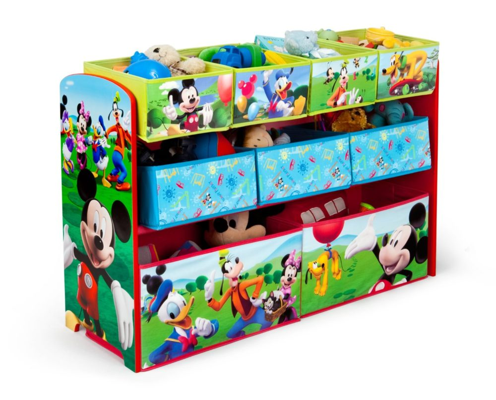 new way for kids to organize disney style kellys. Black Bedroom Furniture Sets. Home Design Ideas