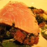 Albacore Tuna Close