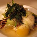 Brassicas Bouillon of Toasted Grain