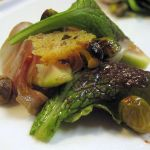 Prosciutto-Wrapped Fig