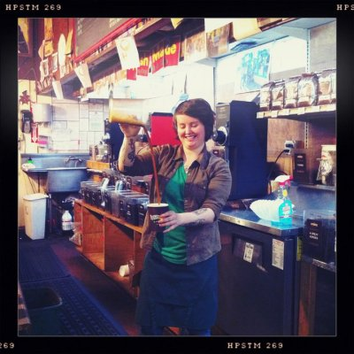 Tara Payne Philz Coffee