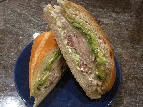 Turkey Sandwich Jumpstart Grocery