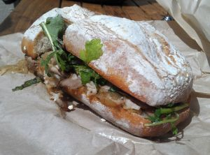 Sandwich Salumeria San Francisco
