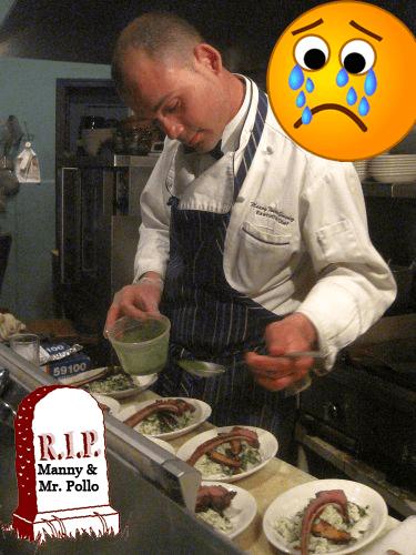 Mr Pollo Chef Manny