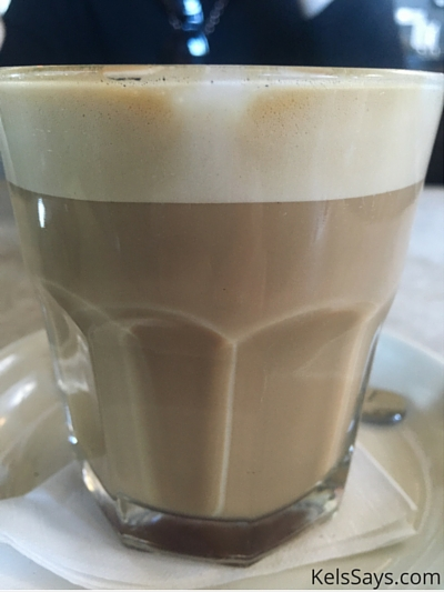 Octane Coffee Caramel Drink Image