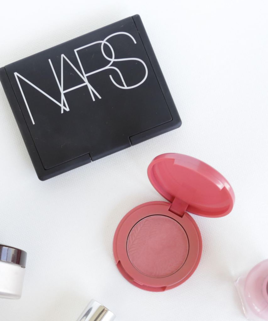 Nars and Tarte Spring Blush