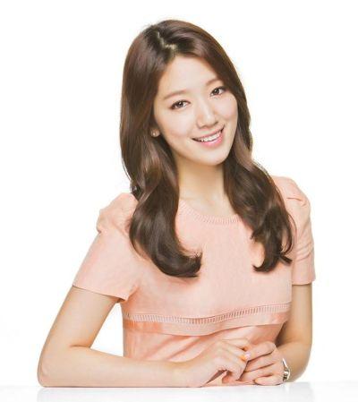 Foto Aktris Cantik Korea Park Shin-hye 9
