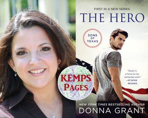 The Hero by Donna Grant