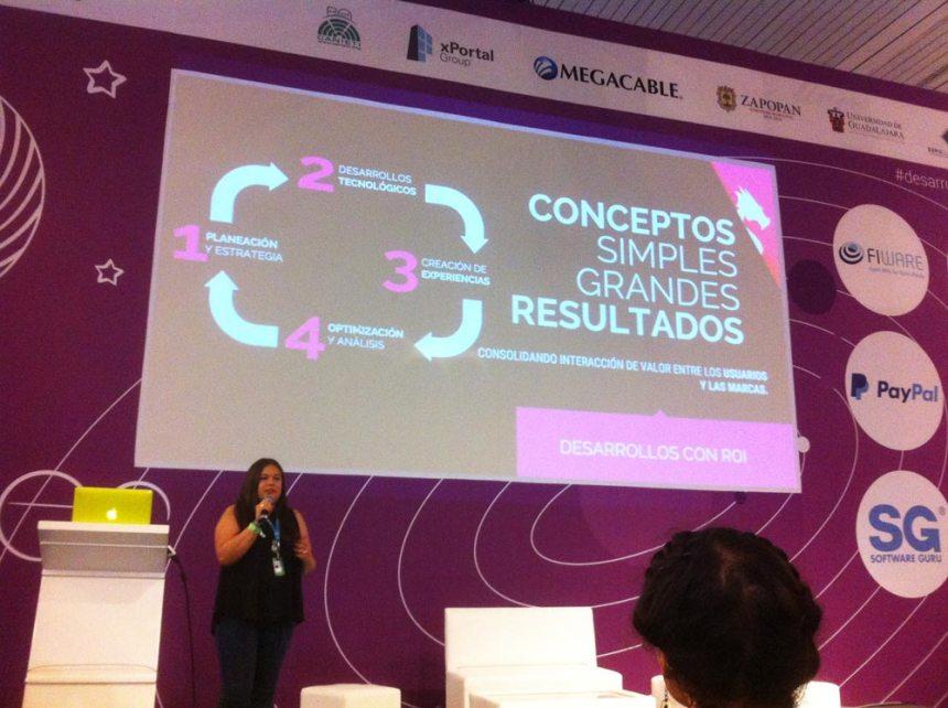 Charla: Customer Experience en la era Digital. Raquel Trejo.