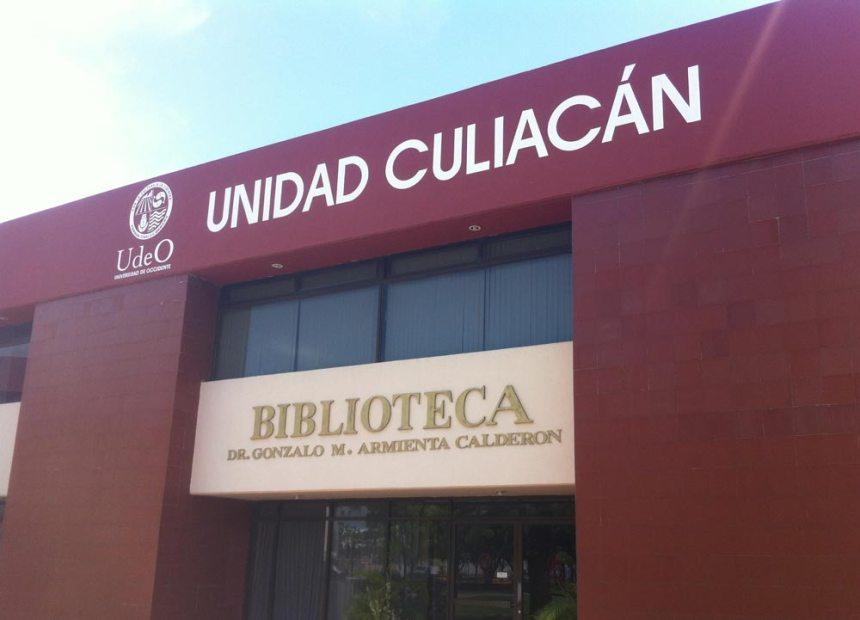 Biblioteca de la Universidad de Occidente Unidad Culiacán
