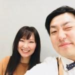 今日は島根県からご来店のセラピストさんにヘッドスパをさせていただきました