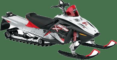 2007 Ski Doo XRS 159 track
