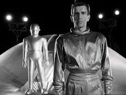 Michael Rennie in The Day the Earth Stood Still