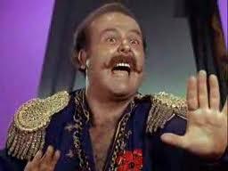 Roger C. Carmel in Star Trek