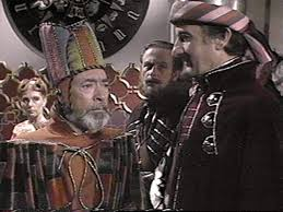 Cyril Shaps in Doctor Who.