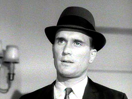 Robert Duvall in The Outer Limits episode, The Inheritors.